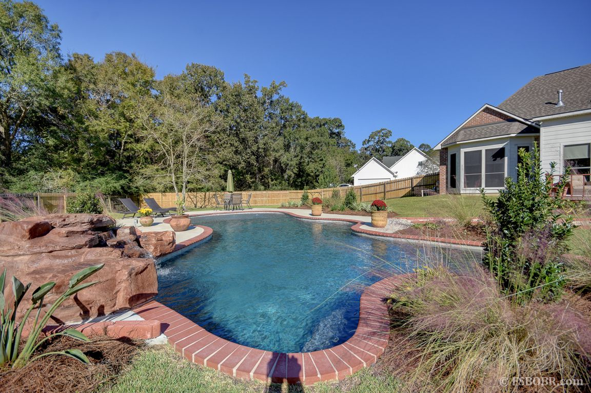 custom built dream home with gorgeous pool come check out this
